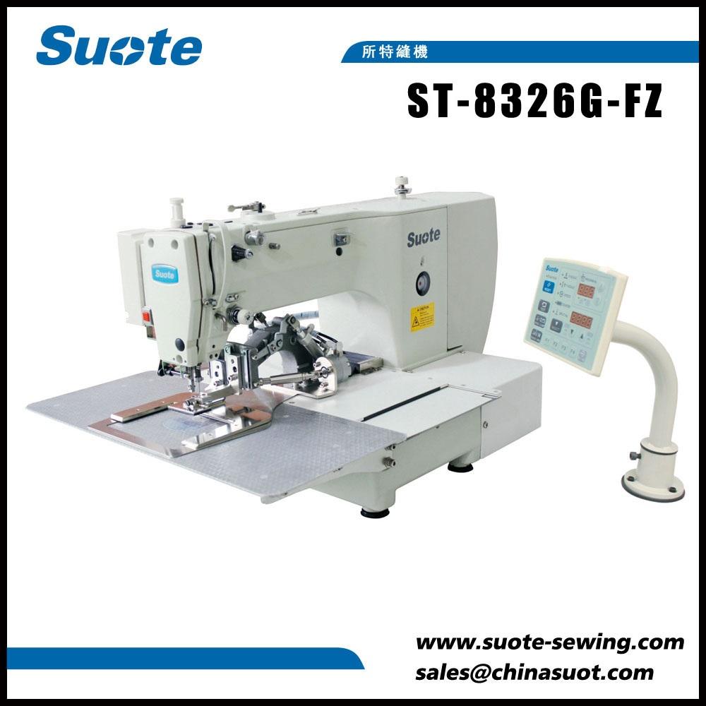 Label Elektronik Stitch Pola Sewer